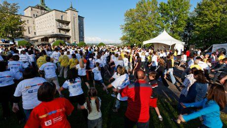 Relais pour la vie 2009, College de Champigny