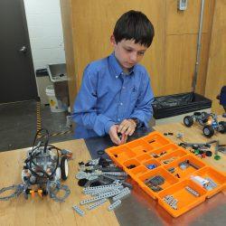 Activite robotique
