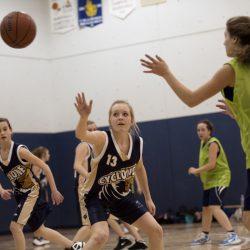 Basket féminin