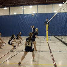 Match de Volleyball