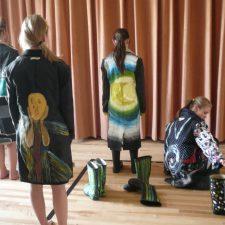 Collaboration entre les arts plastiques et la danse