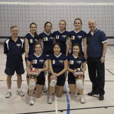 Volleyball juvénile féminin