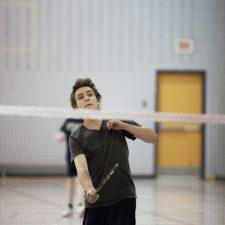 Badminton Collège de Champigny