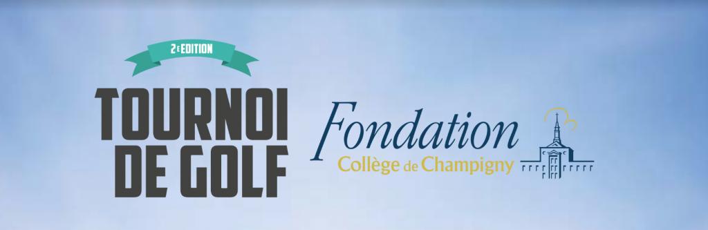 Tournoi de golf - Collège de Champigny