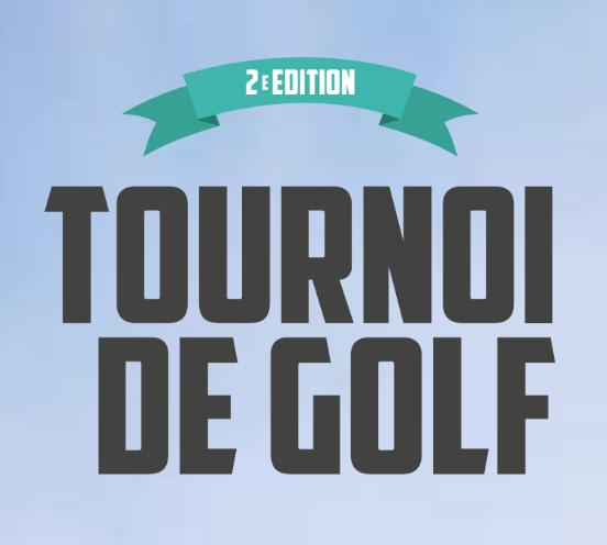 Tournoi de golf 2018